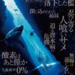 映画「海底47m」の感想・ネタバレ(76点)ケイトはどうなった?驚愕の結末!